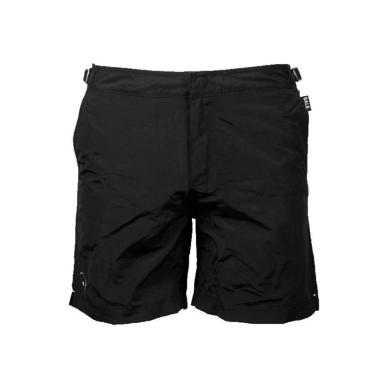 Tailored Mid-Length Swim Shorts