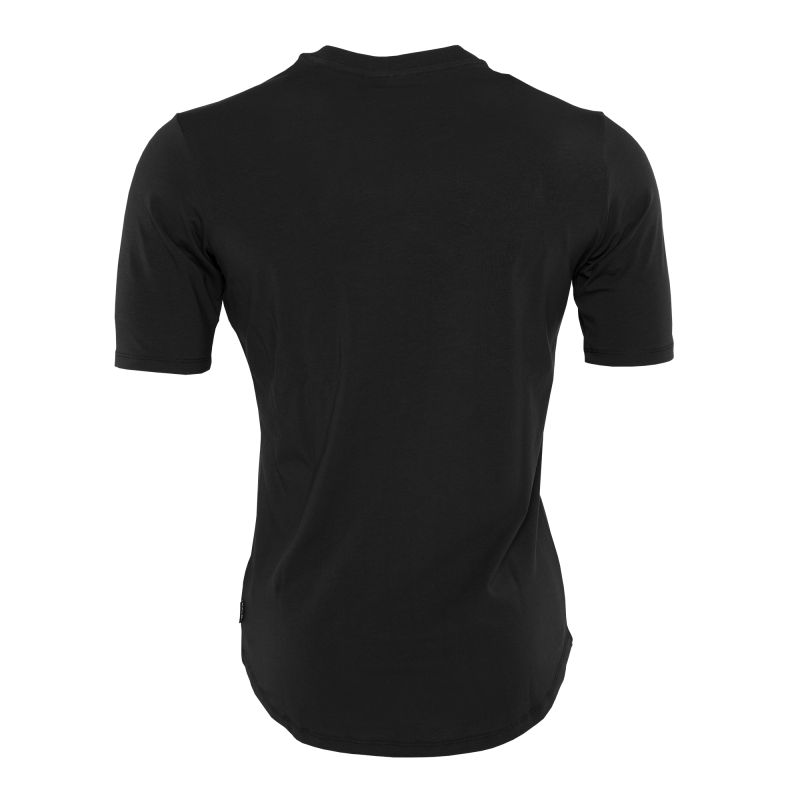 Brand Shirt Black Back