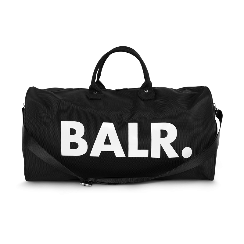 BALR. U-Series Duffle Bag Black