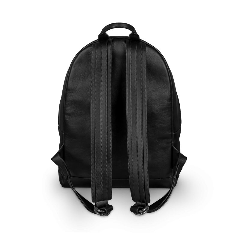 Achterkant Leather Grande Backpack