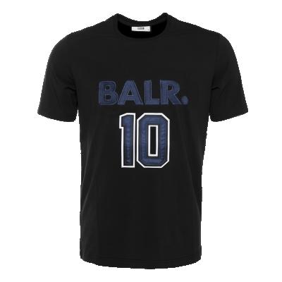 Black Label - BALR. 10 T-Shirt Black