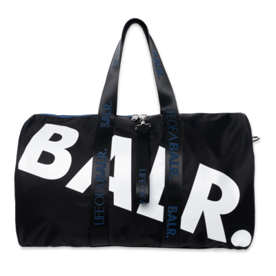 Brand U-Series Duffle Bag Black