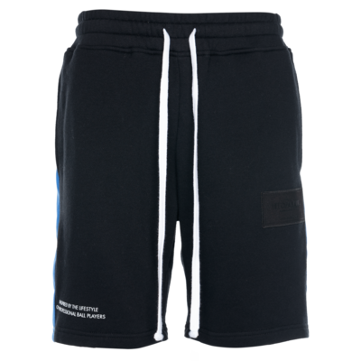 LOAB Contrast Sweat Shorts Black