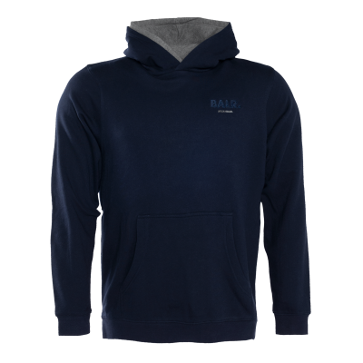 Embroidered LOAB Hoodie Navy
