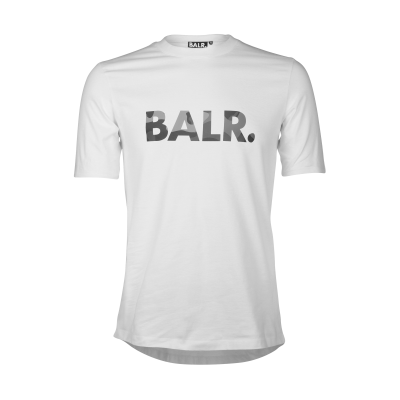 Brand Camo T-Shirt White