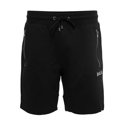 Q-Series Sweat Shorts Renewed Zwart