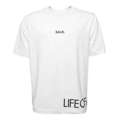 LOAB T-Shirt Wit