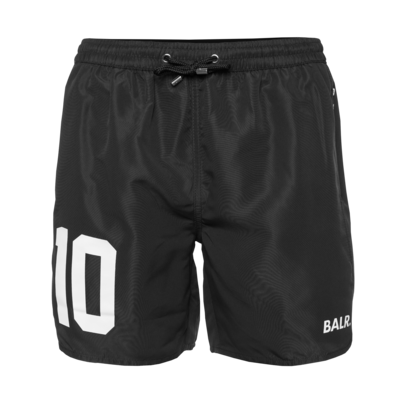 BALR. 10 Swim Shorts Zwart
