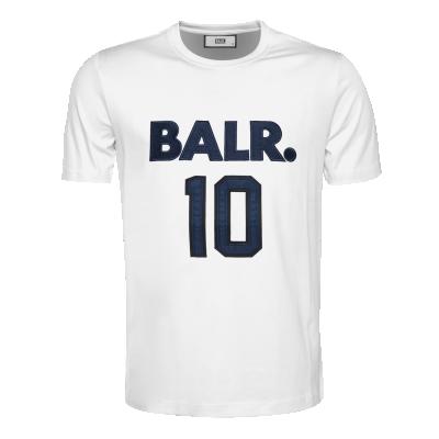 Black Label - BALR. 10 T-Shirt White