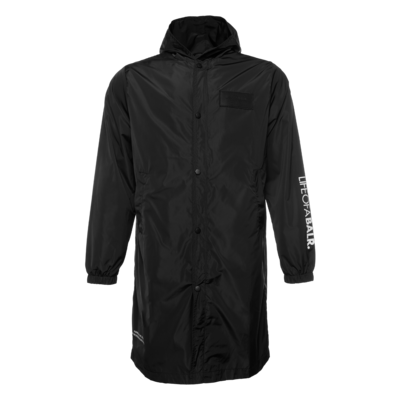 LOAB Long Parka Black