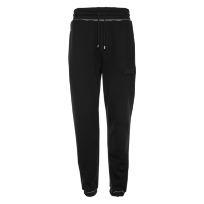 BALR. Label Slim Sweatpants Black