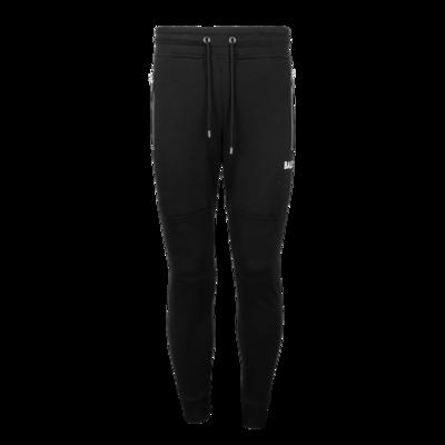 Hexagon tape classic sweatpants Black