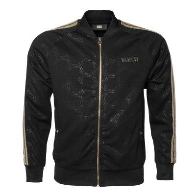BALR. x Mason Garments Trainings-Jacke Schwarz