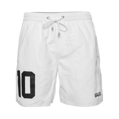 BALR. 10 Swim Shorts Wit