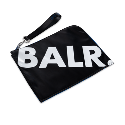 BALR. City Life U-Series Laptop Sleeve Schwarz