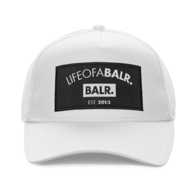 LIFEOFABALR. Club Classic Cap Wit