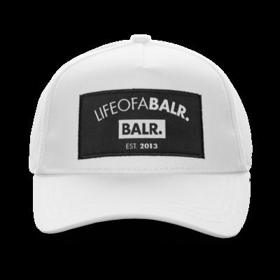 LIFEOFABALR. Club Classic Cap White