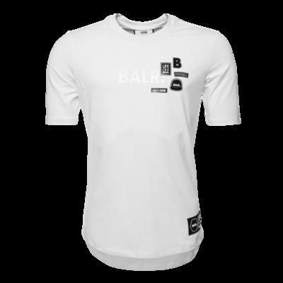 Brand Badges T-Shirt White