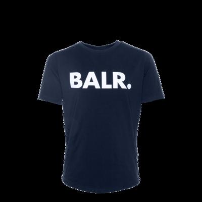 Brand T-Shirt Kids Bleu Marine