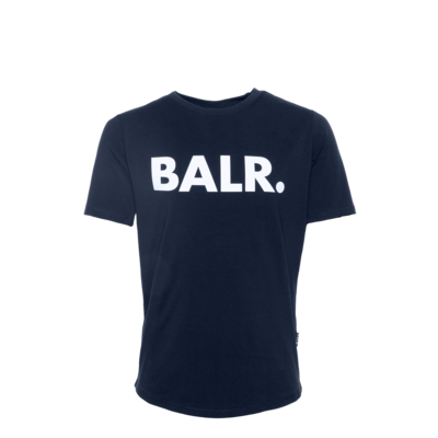 Brand T-Shirt Kids Navy
