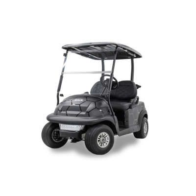 BALR. Golf Car Black