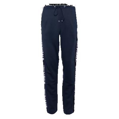 LOAB Webbing-Trimmed Track Pants Marineblauw