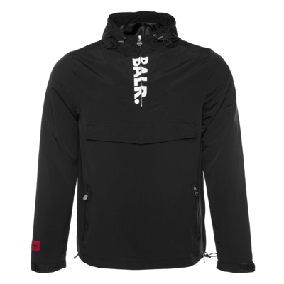 BALR. Pocket Anorak Black