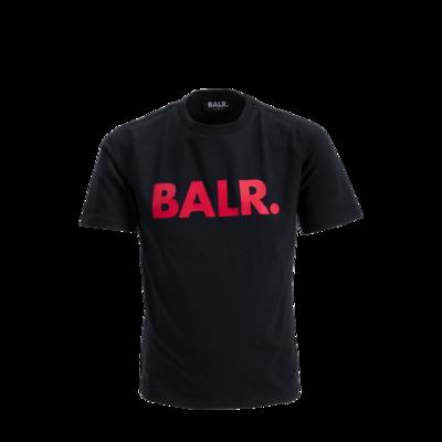 Brand T-Shirt Kids Black/Red