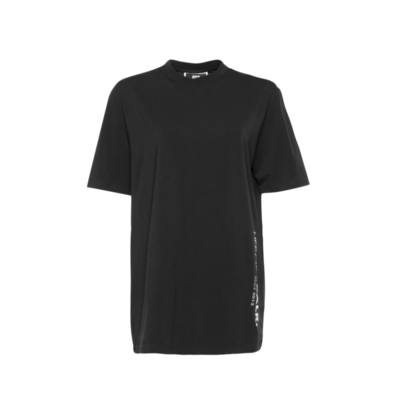 LOAB Loose T-Shirt Women Schwarz