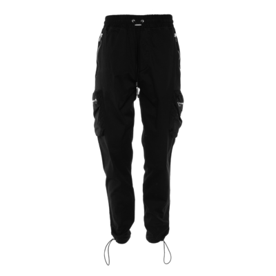 BALR. cargo straight twill pants Black
