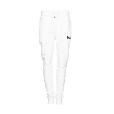 Brand Sweatpants Women Blanc