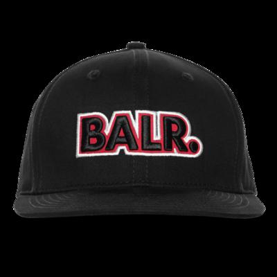 BALR. Embro Cap Schwarz