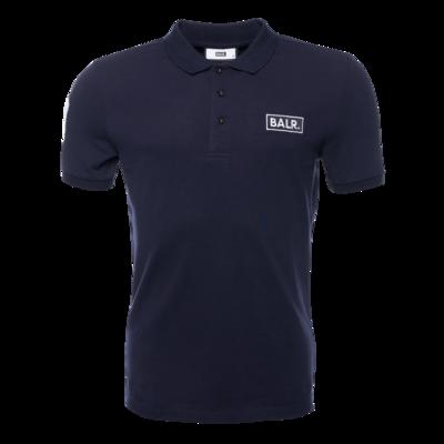 BALR. Club 10 Polo Shirt Marineblauw