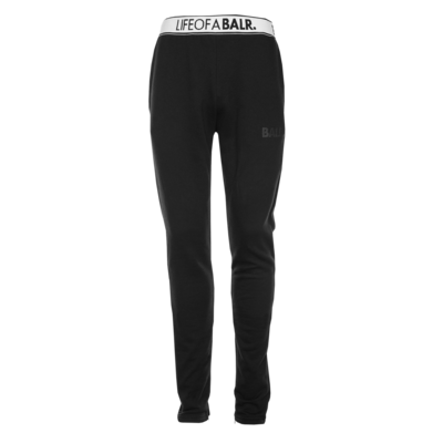 LOAB Lounge Straight Sweatpants Black