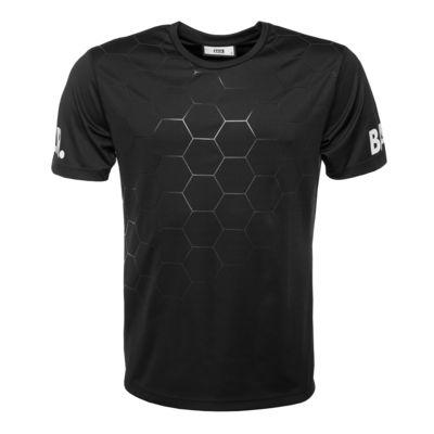 F-Series Hexagon Fitness T-Shirt Black