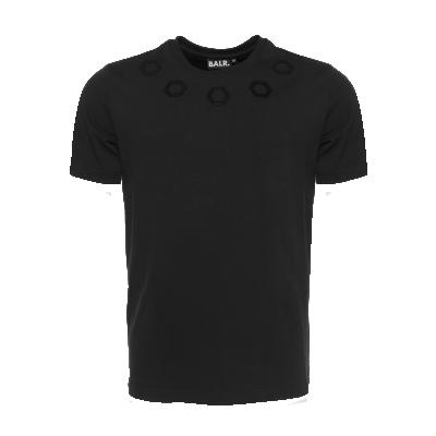 Black Label - Hexagon T-Shirt Black