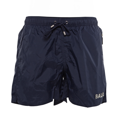 Classic BALR. Swim Shorts Navy Blue