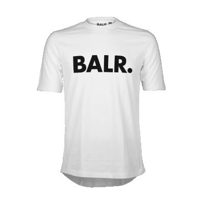 Brand T-Shirt White