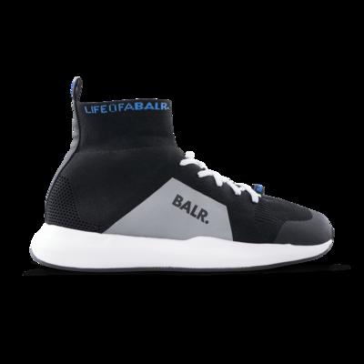 EE Premium Sock Sneakers V4 Reflective Black/Blue