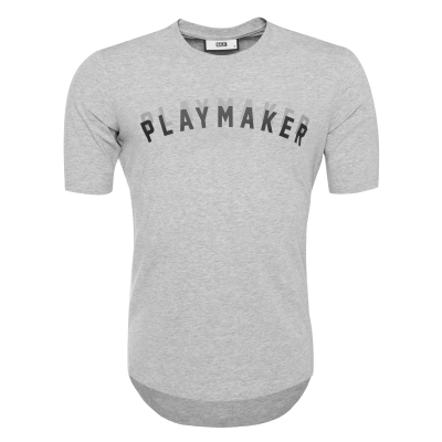 Playmaker 10 T-Shirt Grijs