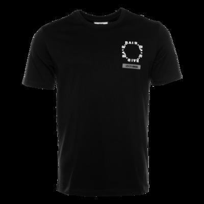 LOAB hexagon loose t-shirt Black