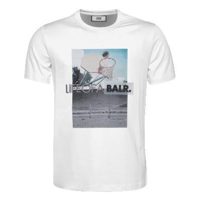 Black Label - Goal T-Shirt White