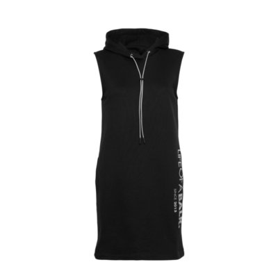 LOAB Hoodie Dress Women Noir