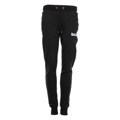 Brand Sweatpants Women Zwart
