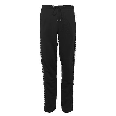 LOAB Webbing-Trimmed Track Pants Black