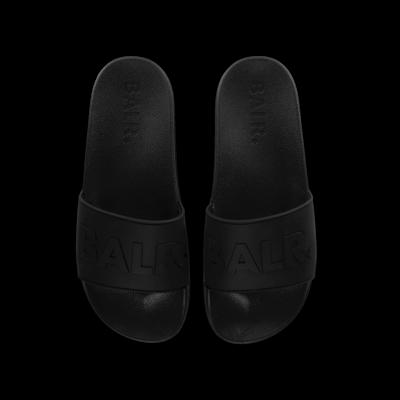 BALR. slipper zwart/zwart
