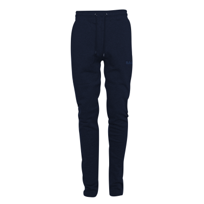 Embroidered LOAB Sweatpants Marineblauw