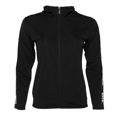 F-Series Women Fitness Jacket Schwarz