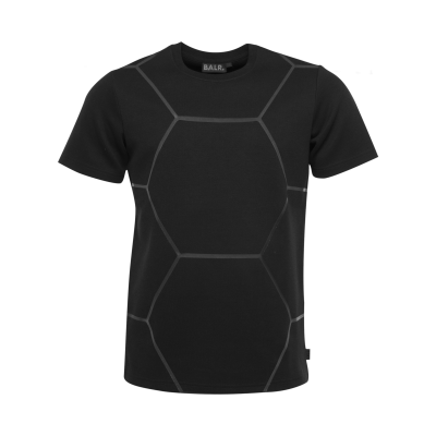 Black on Black All-Over T-Shirt