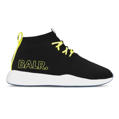 EE Premium Sock Sneakers V2 Black/Yellow